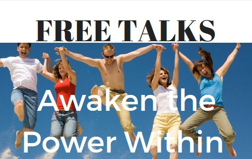 The Power of your 6th Sense – Free Talk