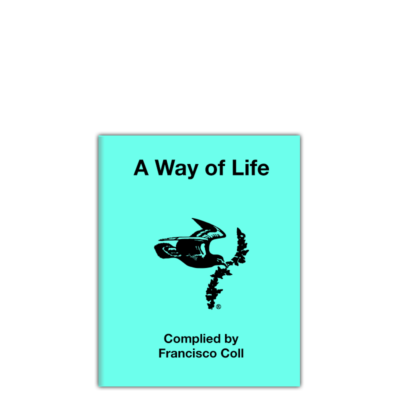 A Way of Life book