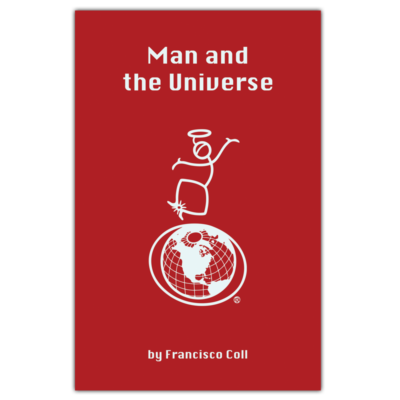 Man & the Universe Book