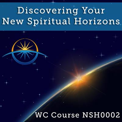 Discovering Your New Spiritual Horizons Online Class – USA & AU