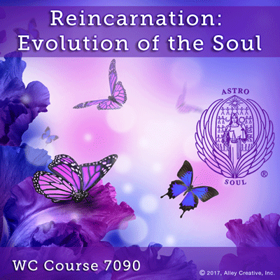 Reincarnation and the Evolution of My Soul Course