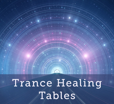 NEW JERSEY – TRANCE HEALING TABLES