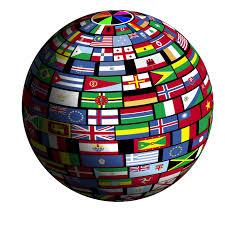 Click the Globe
