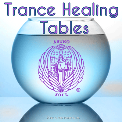 Trance Healing Tables