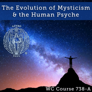 Evolution of mysticism and the human psyche