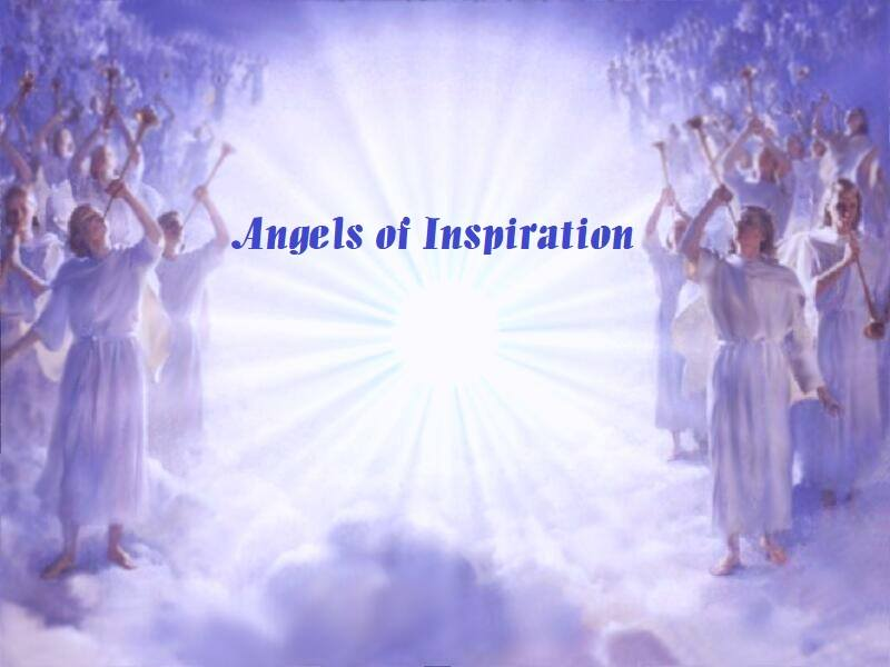 Angels: My Source of Inspiration